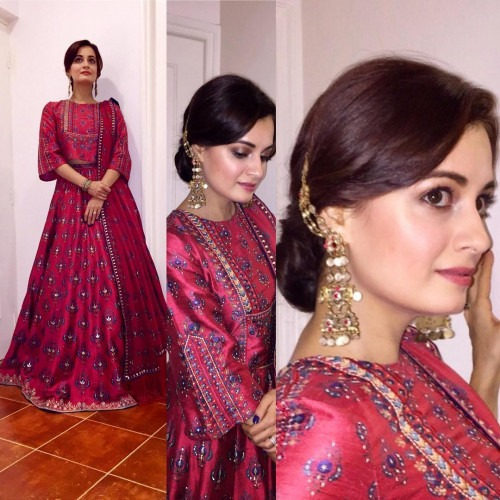 Image result for anita dongre dia mirza