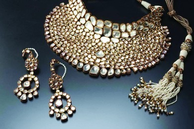 Traditional Indian Fashion is Back in Fashion in the Indian Jewellery Sector