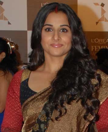 Vidya Balan Proud of Wearing Traditional Indian Clothing at Cannes