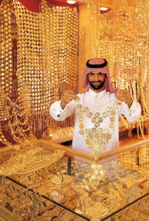 Indian Gold and Jewellery Exports in Dubai - Indian Jewelry consumption