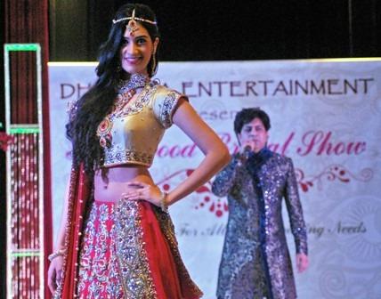 Dhamaka Entertainment's Bollywood Bridal Show