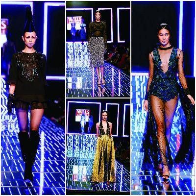 Indian Fashion Designer Namrata Joshipura and her Sporty- Chic New Collection