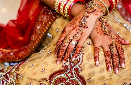 Bridal Henna for Indian Brides - Driven By Curiosity