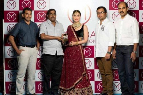 Bollywood Star Kareena Kapoor Brand Ambassador Of Malabar Gold & Diamonds