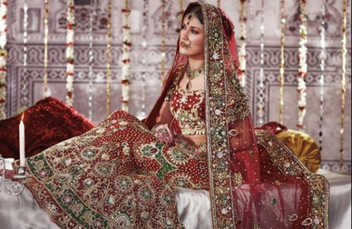 The traditions of Wedding sarees and Indian designer bridal wear
