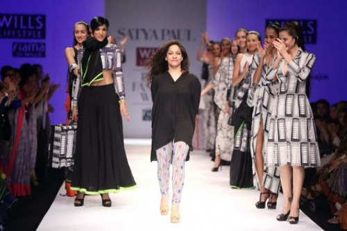 Indian fashion designer Masaba Gupta Injects A Youthful Side To Satya Paul
