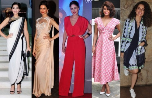 5 Bollywood Celebs With Great Outfits I 5 Bollywood Fashion We Would Love To Have In Our Wardrobe