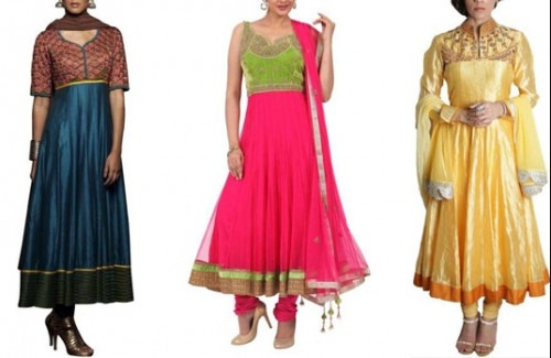 5 GORGEOUS ANARKALI SUITS FOR THE UPCOMING FESTIVE SEASON