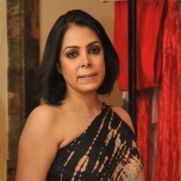 Jyoti Sachdev showcased designer sarees and designer lehengas at Indian Fashion Show