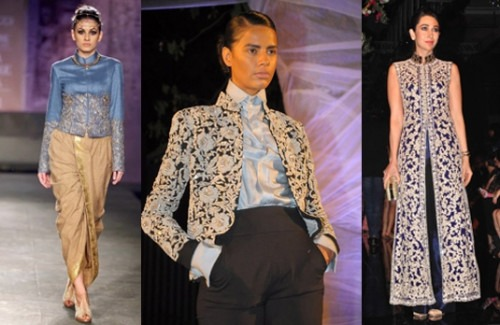 7 Ways of Donning Embroidered Jackets