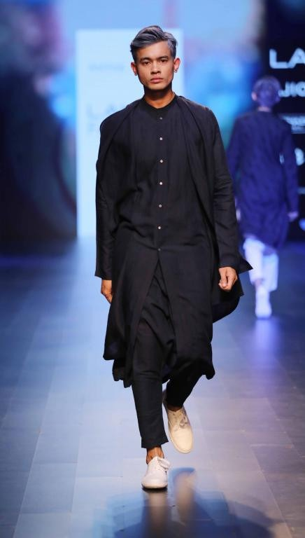 Ujjawal Dubey - Lakme Fashion Week - SR 17 - 4
