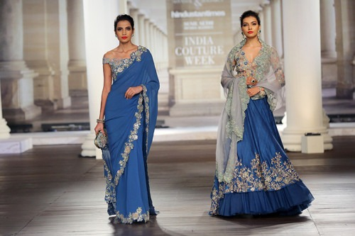 ba3e8940eb Shyamal   Bhumika - India Couture Week 2018 - 5