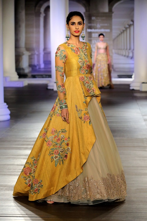00bea80c87 Shyamal   Bhumika - India Couture Week 2018 - 8
