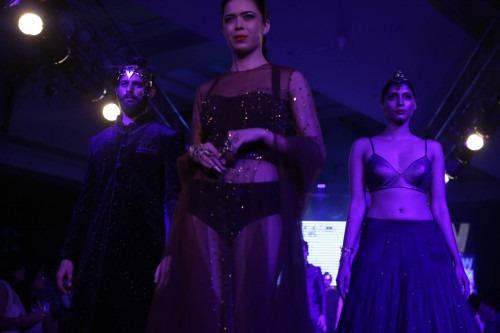 Mukti Tiberwal at India Beach Fashion Week AW16 - Look 25