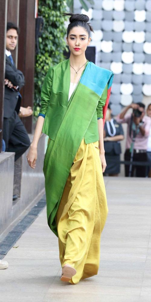 Payal Khandwala at Lakme Fashion Week AW16 - Look 2