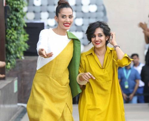 Payal Khandwala at Lakme Fashion Week AW16 - Look 20