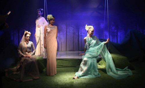 Pinakin at Lakme Fashion Week AW16 - Look 8