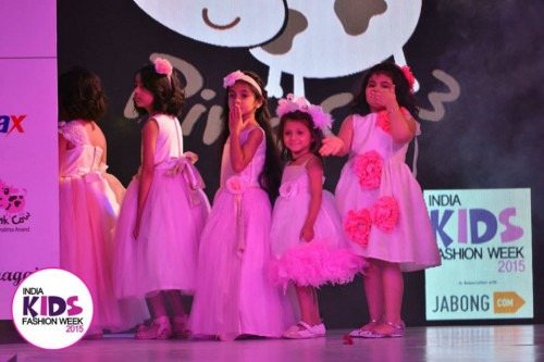 Pratima Anand at India Kids Fashion Week AW15 - Look 60