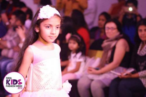 Pratima Anand at India Kids Fashion Week AW15 - Look 62