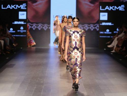 Rajesh Pratap Singh at Lakme Fashion Week AW16 - Look 10