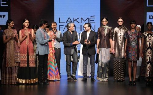 Rajesh Pratap Singh at Lakme Fashion Week AW16 - Look 4