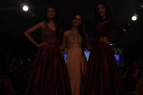 Riddhi Arora at India Beach Fashion Week AW15 - Look20