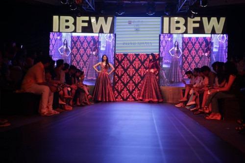Riddhi Arora at India Beach Fashion Week AW15 - Look30