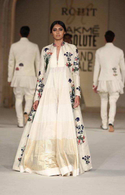 Rohit Bal at Lakme Fashion Week AW16 - Look 41