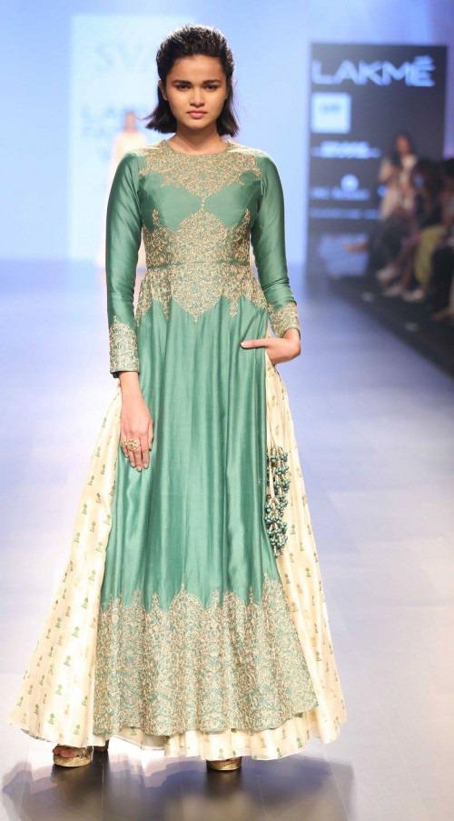 Sonam and Paras Modi at Lakme Fashion Week AW16 - Look 16