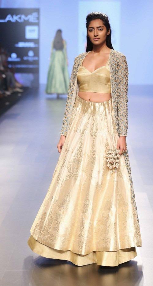 Sonam and Paras Modi at Lakme Fashion Week AW16 - Look 18