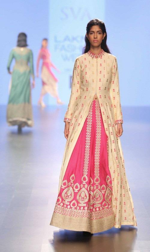 Sonam and Paras Modi at Lakme Fashion Week AW16 - Look 19