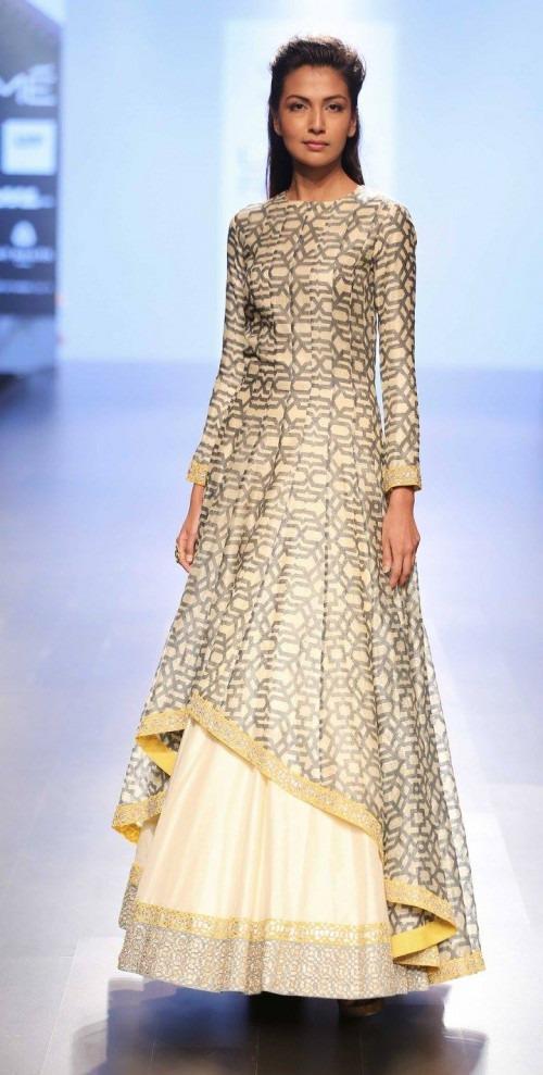 Sonam and Paras Modi at Lakme Fashion Week AW16 - Look 4