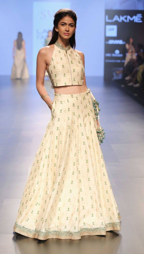 Sonam and Paras Modi at Lakme Fashion Week AW16 - Look 6
