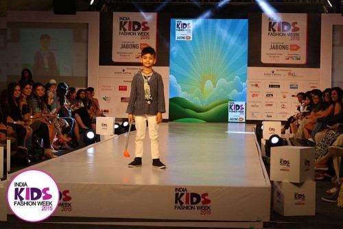 Vidhi Seth at India Kids Fashion Week AW15 - Look 61