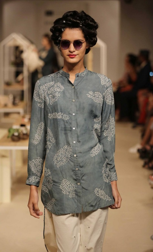 11.11 by Celldsgn at Lakme Fashion Week AW16 - Look 1
