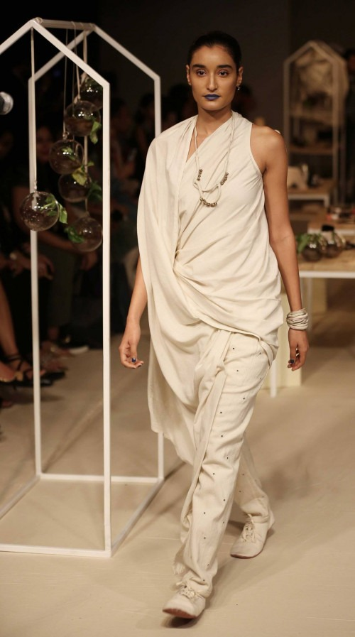11.11 by Celldsgn at Lakme Fashion Week AW16 - Look 14