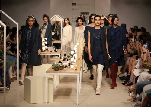 11.11 by Celldsgn at Lakme Fashion Week AW16 - Look 16