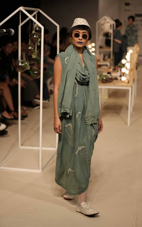 11.11 by Celldsgn at Lakme Fashion Week AW16 - Look 6