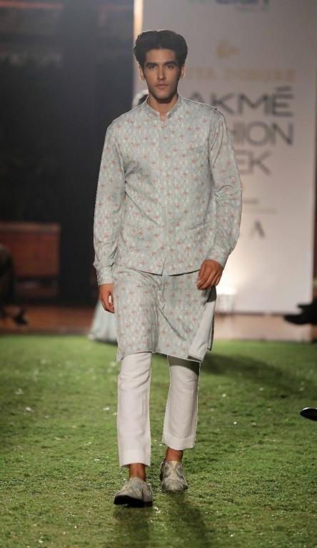 Anita Dongre - Lakme Fashion Week - SR 18 - 7 | Anita Dongre