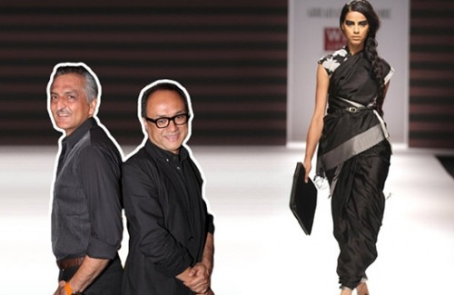 DESIGNER INDIAN SAREES by ABRAHAM & THAKORE - Driven By Curiosity