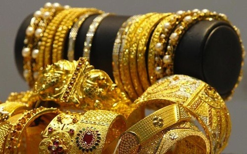 Decrease in Consumption of Gold Jewellery India