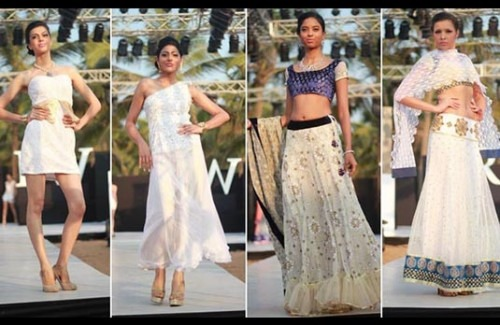 Shouger Merchant Doshi's Collection at IRFW (Part 2/2) - Stylish Thoughts