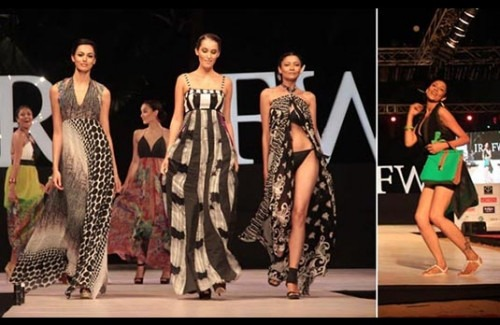 Gogee Vasant's Collection at IRFW - Stylish Thoughts