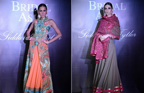 Siddartha Tytler's Bridal Asia Collection-Stylish Thoughts