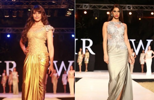 Anjalee & Arjun Kapoor's Collection at IRFW - Stylish Thoughts