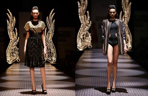Namrata Joshipura at Wills Lifestyle India Fashion Week Autumn Winter 13 - Stylish Thoughts
