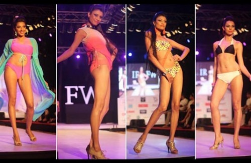 Nidhi Munim's Collection at IRFW - Stylish Thoughts