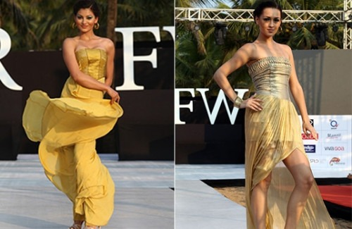 Riddhi & Siddhi's Collection at IRFW - Stylish Thoughts
