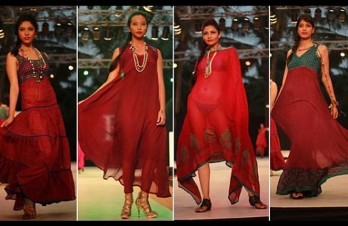 Shruti Sancheti's Collection at IRFW (Part 1/2)-Stylish Thoughts