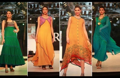 Shruti Sancheti's Collection at IRFW (Part 2/2) - Stylish Thoughts